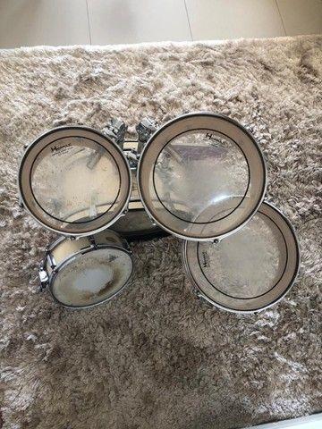 Bateria Pearl Rhythm Traveler - Shell Pack - Foto 5