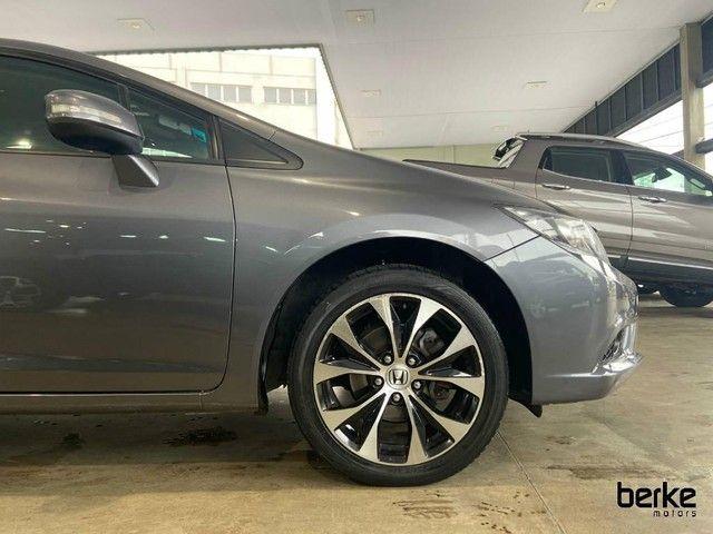 Honda Civic Sedan LXR 2.0 Flexone 16V Aut. 4p - Foto 6