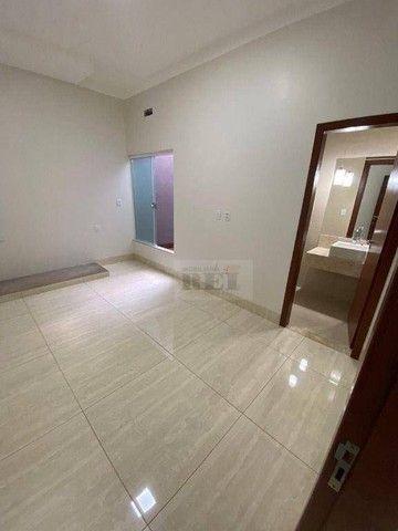 Casa com 4 dormitórios à venda, 314 m² por R$ 1.250.000 - Residencial Gameleira II - Rio V - Foto 13