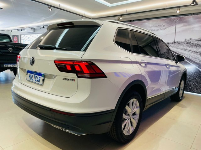 VW TIGUAN ALLSPACE COMFORTLINE 250 TSI 1.4 FLEX 07LG AUT 2019/2020  - Foto 7