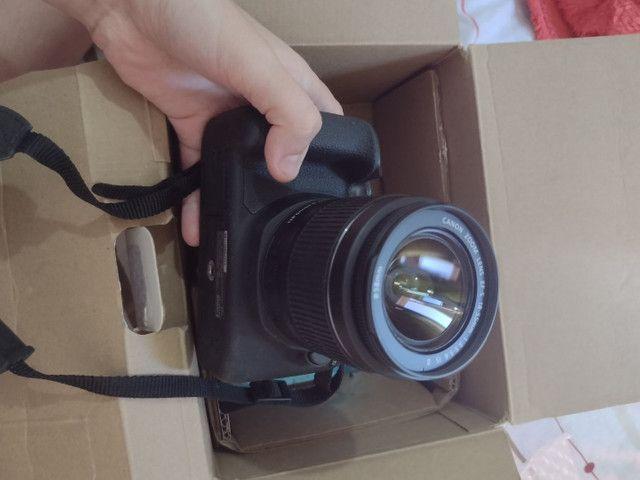 Câmera EOS REBEL T7+ CANON - Foto 3