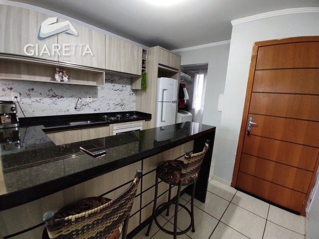 Apartamento com 2 dormitórios à venda, JARDIM SÃO FRANCISCO, TOLEDO - PR - Foto 2