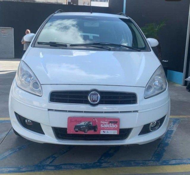 Fiat Idea Atractive 2013