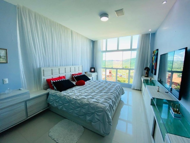 Mansão de alto padrão em Gravatá/1000m/mobiliada/6 suites/Oportunidade - Foto 18