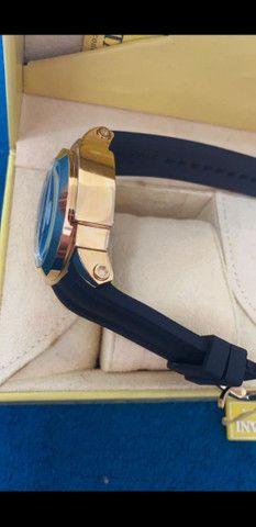 Relógio Invicta Reserve Automático a prova d'água Completo - Foto 3