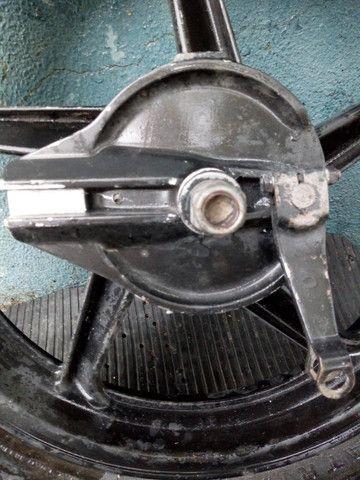 Roda traseira twister - Foto 6