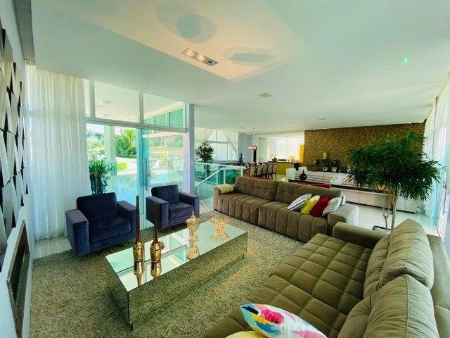 Mansão de alto padrão em Gravatá/1000m/mobiliada/6 suites/Oportunidade - Foto 4