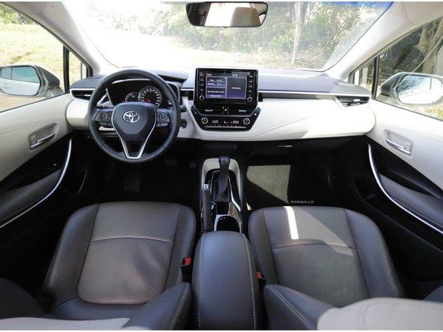 Toyota Corolla ALTIS PREMIUM 2.0 DIRECT SHIFT FLEX - Foto 9