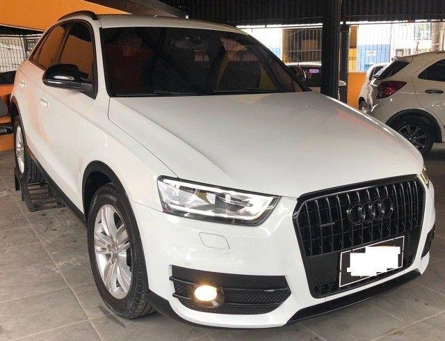 Audi Q3 2.0 Tsfi- Blindado 2014 - Foto 11
