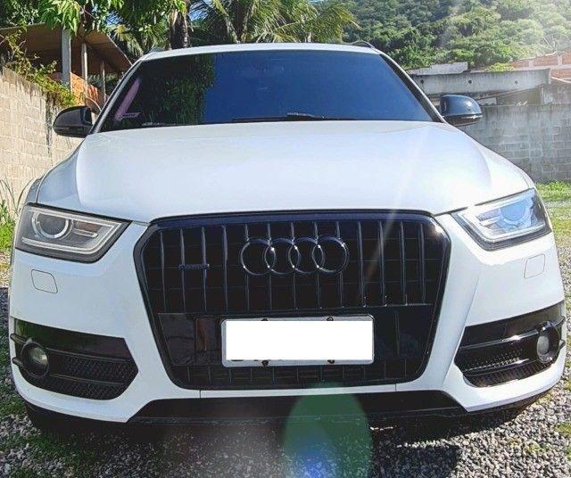 Audi Q3 2.0 Tsfi- Blindado 2014