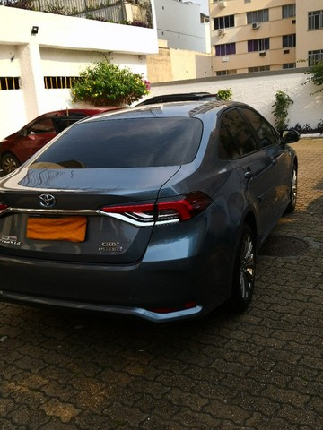 Corolla Altis Híbrido 2020-Esse é Econômico! - Foto 5