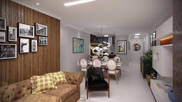 Apartamento à venda, 107 m² por R$ 728.260,47 - Lagos Do Bosque - Gramado/RS - Foto 9