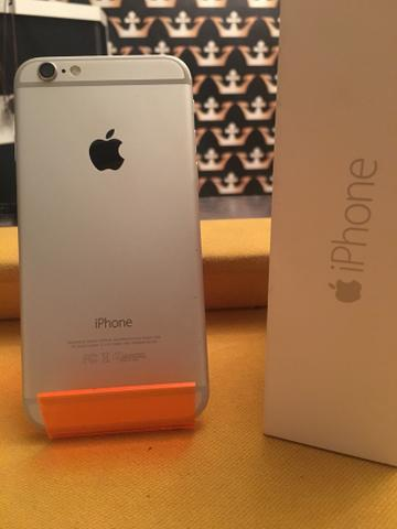 pictures of iphone 1 iphone 6 prata 16gb king cell celulares e telefonia 15860