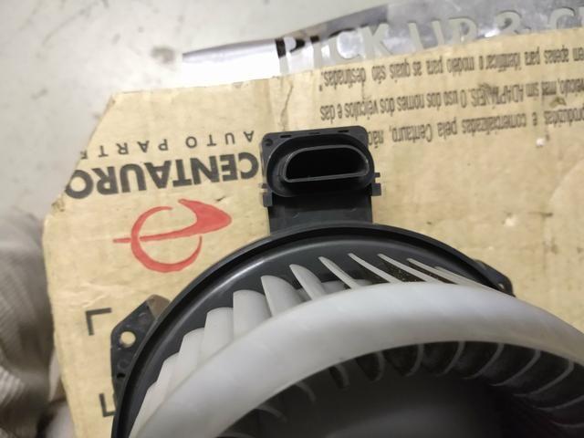 Mortor Ventilador Ar Forçado Spin Cobalt Original - Foto 4