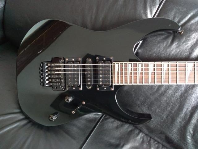 Guitarra Ibanez RG370DX Microafinação. Aceito Cartão!