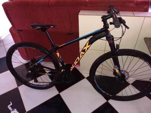 Bicicleta audax completa