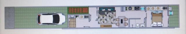 Casa para alugar com 2 dormitórios em Adhemar garcia, Joinville cod:08163.005 - Foto 4
