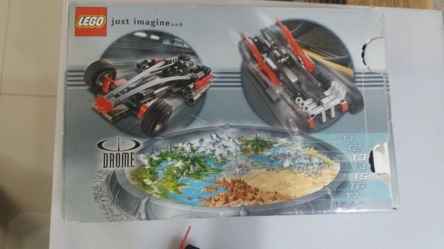 Lego Racers 8470 - Slammer G-Force - Foto 5