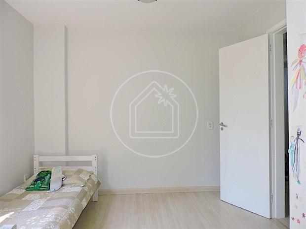 Apartamento à venda com 3 dormitórios em Humaitá, Rio de janeiro cod:850024 - Foto 10