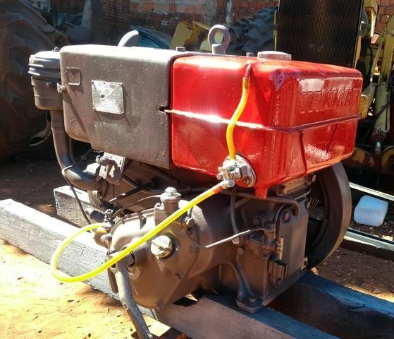Conjunto de irrigação completo com motor nb13 motobomba - Foto 2