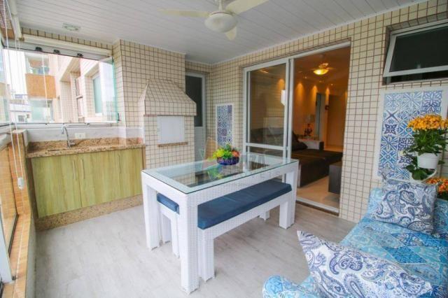 Apartamento com 2 dormitórios à venda, 104 m² por R$ 650.000,00 - Boqueirão - Praia Grande - Foto 5