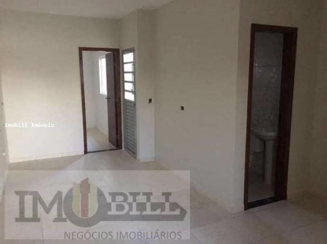 Casas 2 quartos para venda em curitiba, tatuquara, 2 dormitórios, 1 banheiro, 1 vaga - Foto 2