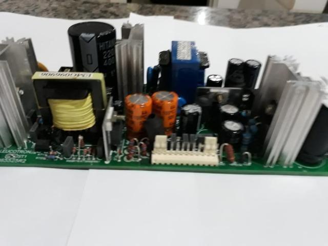 Fonte Pabx Leucotron Active TDS e IP100 - Foto 3
