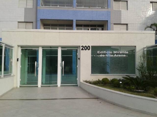 Apartamento à venda com 3 dormitórios em Vila arens ii, Jundiai cod:V0582