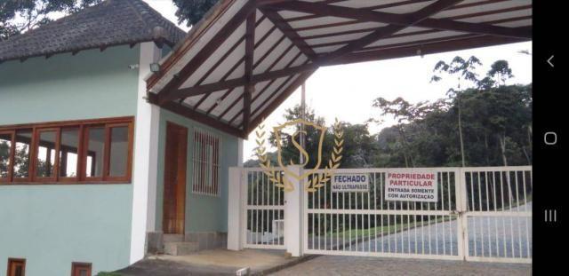 Terreno à venda, 600 m² por r$ 149.000,00 - barra do imbuí - teresópolis/rj