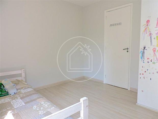 Apartamento à venda com 3 dormitórios em Humaitá, Rio de janeiro cod:850024 - Foto 11