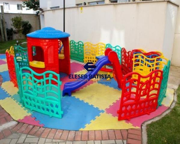 Apartamento à venda com 2 dormitórios em Condomínio ilha de vitória, Serra cod:AP00227 - Foto 10