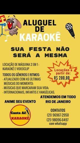 Karaoke - Videoke / Jukebox - Videoclip - Foto 2