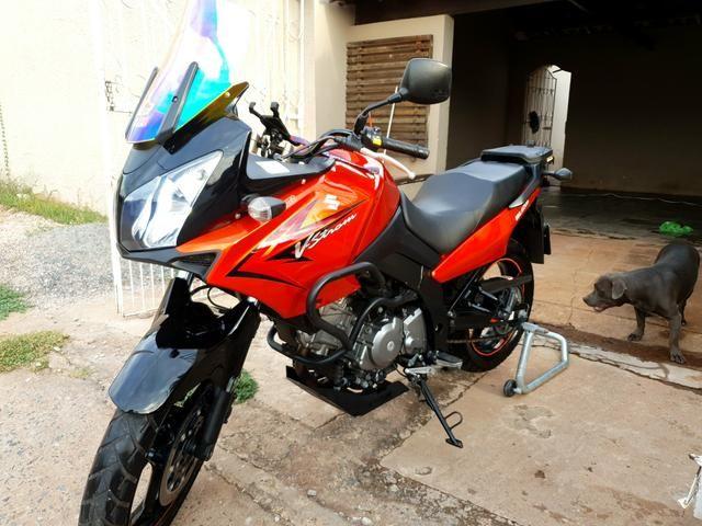 Moto vstrom 650 - Foto 3