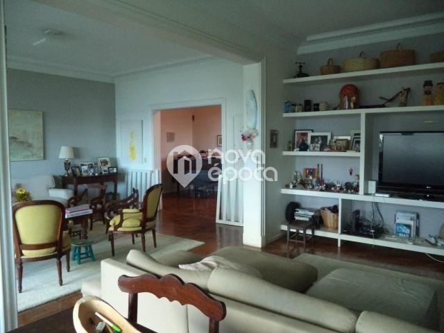 Apartamento à venda com 4 dormitórios em Flamengo, Rio de janeiro cod:FL4AP34164 - Foto 9