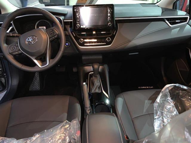 Corolla XEI 2.0 Cinza Celestial 2020 0KM Pronta Entrega - Foto 9