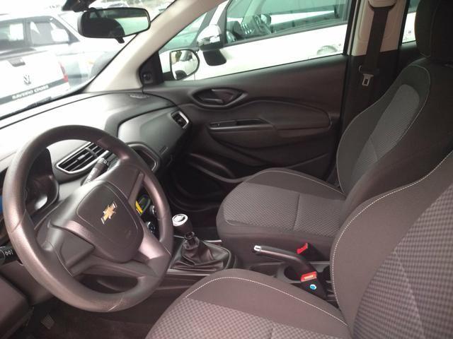 Onix LT completo abaixo tabela pneus okm air bag abs revisado garantia - Foto 15