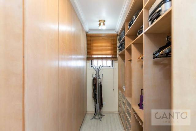 Casa com 5 dormitórios à venda, 439 m² por r$ 2.100.000,00 - santo inácio - curitiba/pr - Foto 11