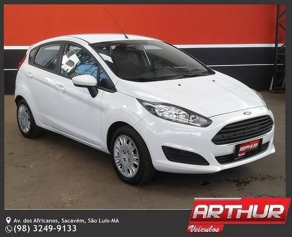 Ford NEW fiesta Hatch 1.5 Arthur Veiculos - Foto 2