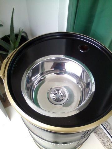 Pia tambor - Foto 2