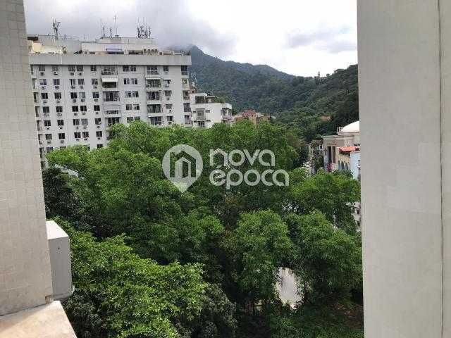 Apartamento à venda com 2 dormitórios em Cosme velho, Rio de janeiro cod:LB2AP29207 - Foto 2