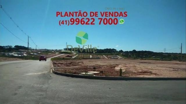 Terrenos no Gralha Azul - Fazenda Rio Grande - Apenas R$2.000,00 de entrada