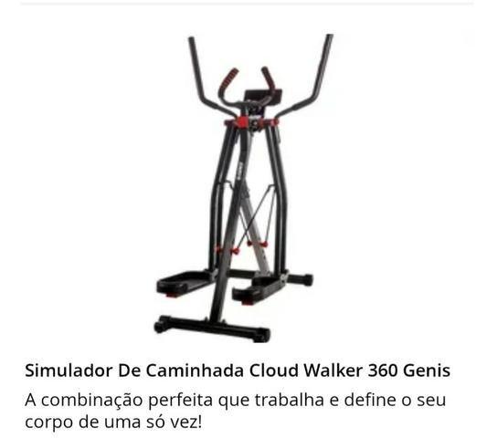 Simulador de caminhada