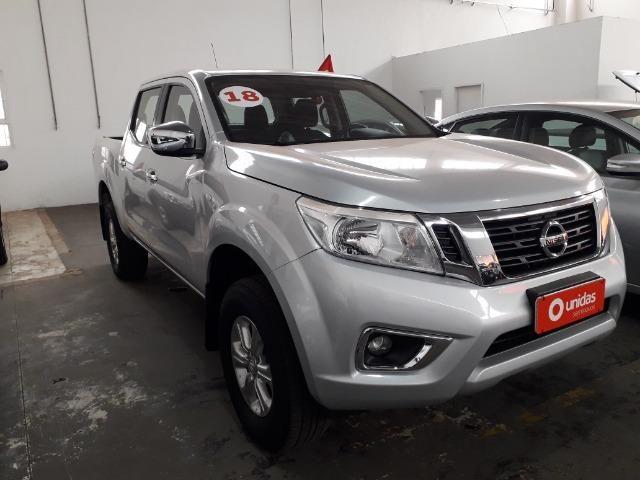 Nissan Frontier Se 2.3 4x4 A/t IPVA 2020 Gratis
