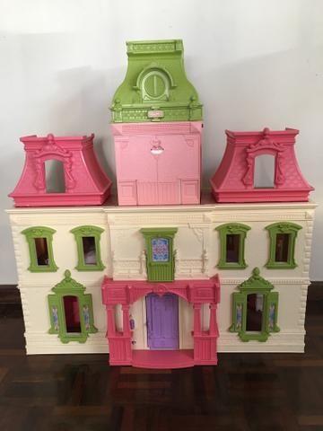 Casa de bonecas Fisher Price Importado - Foto 4