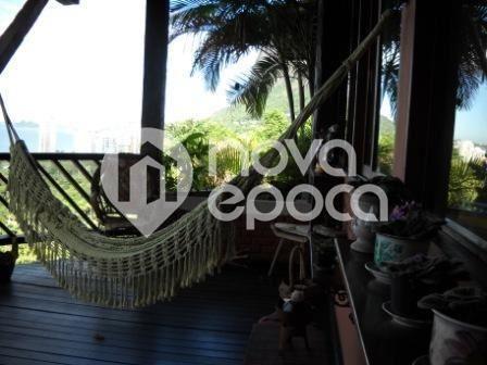 Casa à venda com 4 dormitórios em São conrado, Rio de janeiro cod:FL4CS22387 - Foto 6