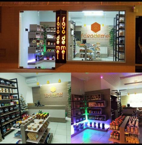 Vende-se loja completa (estrutura)
