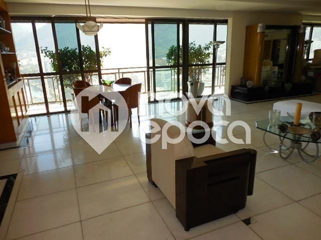 Apartamento à venda com 5 dormitórios em Lagoa, Rio de janeiro cod:LB5AP28814 - Foto 5