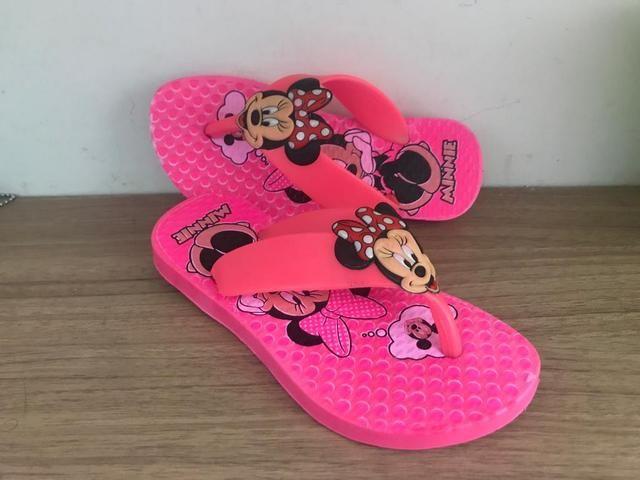 Sandálias infantil no atacado direto da fábrica - Foto 2