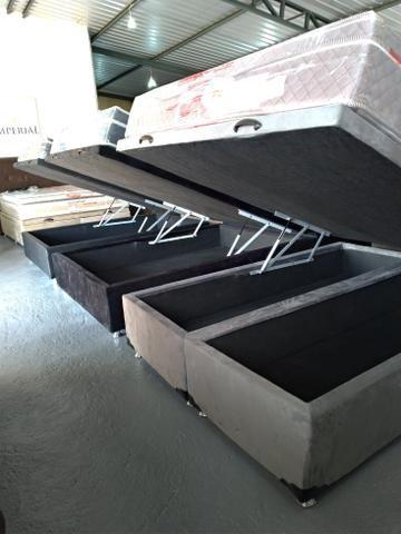 10x sem juros no cartão box baú novos primeira linha direto da fabrica promoção