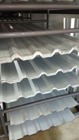 Promoção telhas de zinco com até 8 metros